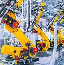 自動化ロボット開発