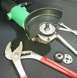 電動工具修理